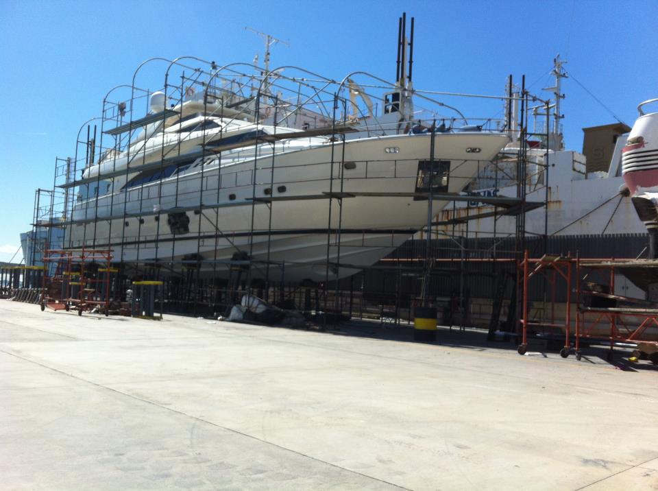 Shipbuilding services